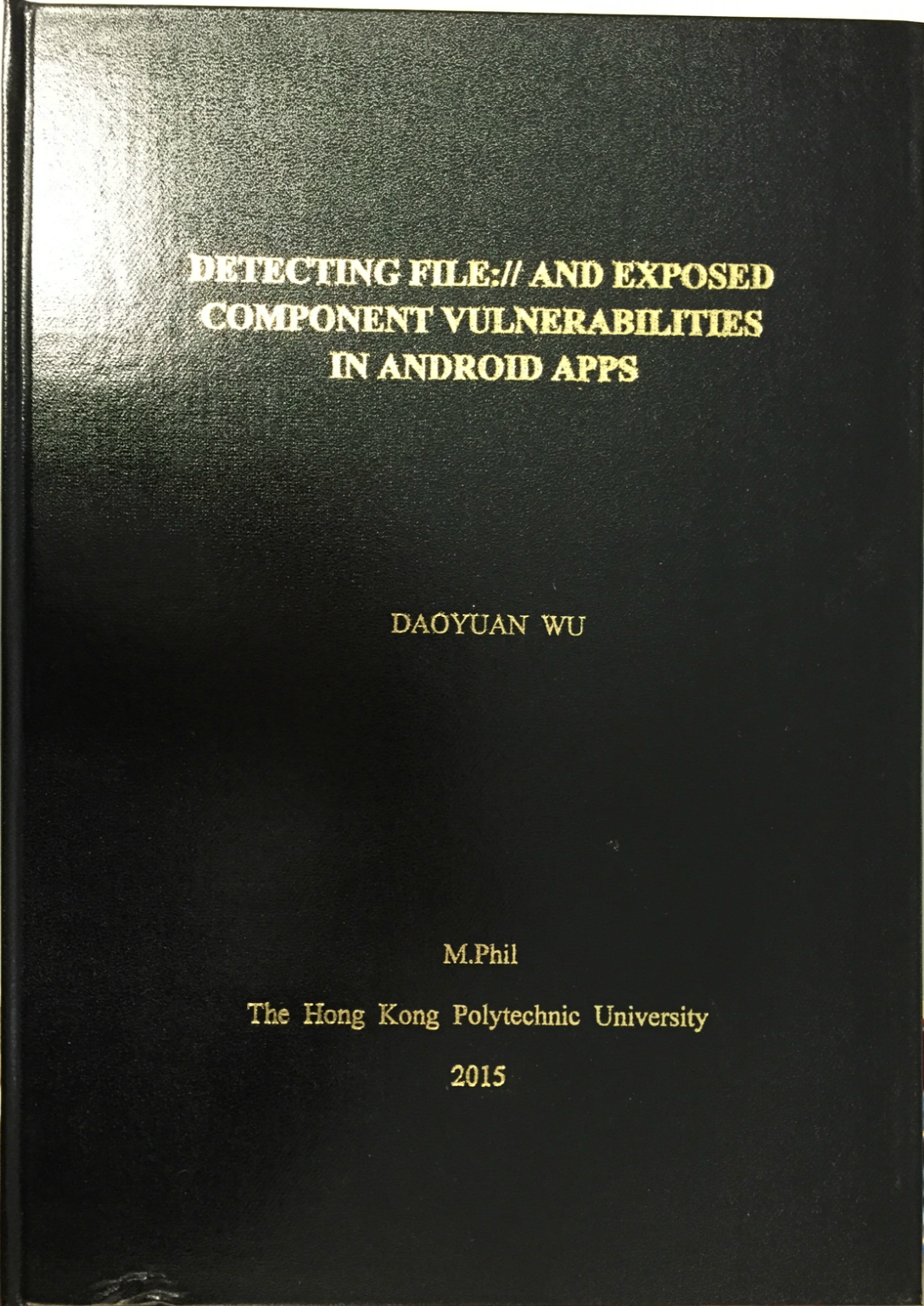 thesis about mobile